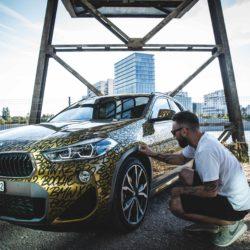Boogie x BMW