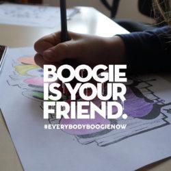 #everybodyboogienow